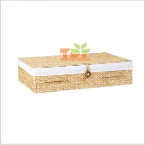 Woven Basket with lids