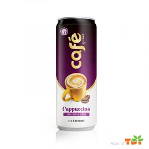 320ml OH Cappuccino coffee Drink in can