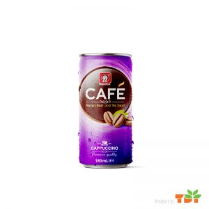 TDT Cappuccino coffee 180ml